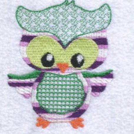 Owl Groovy 10