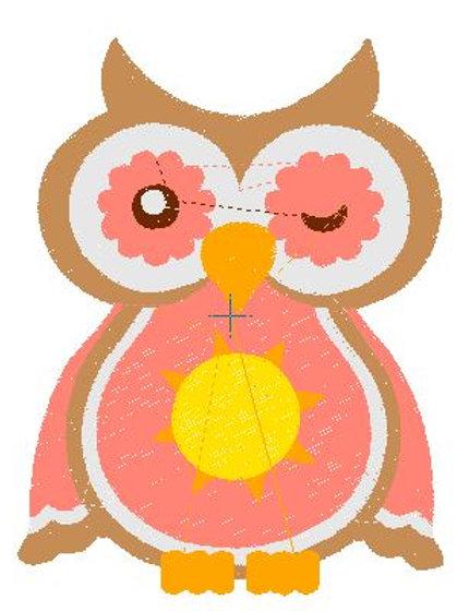 Owl wink