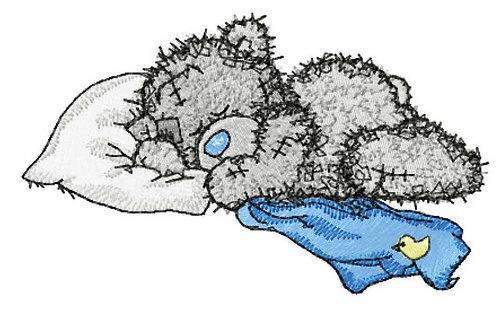 Tatty Teddy - Sleeping