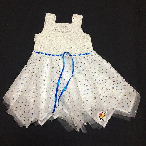 Summer Dresses - White (6-12m)