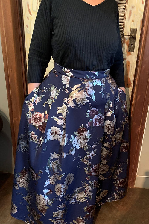 Long Scuba Skirts