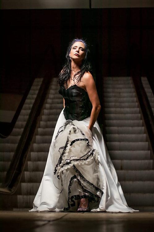 Burlesque Corset Dress