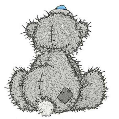 Tatty Teddy - Back