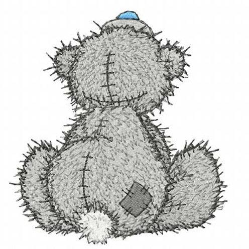 Tatty Teddy - Back