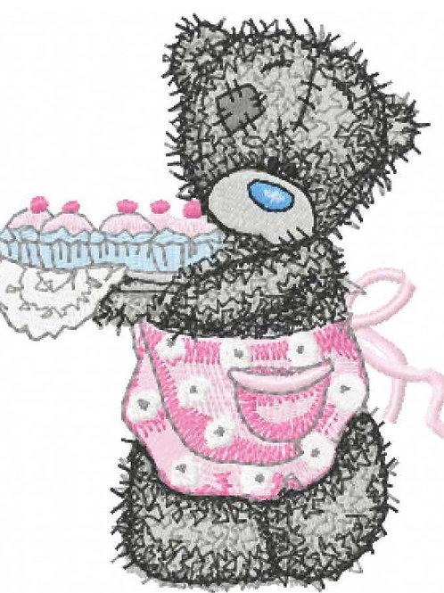 Tatty Teddy- Cupcakes