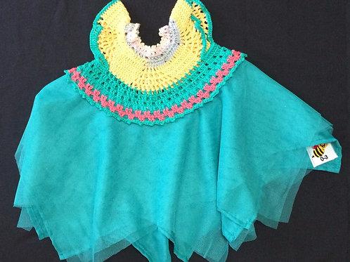 Summer Dresses - Green (0-3m)