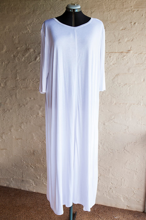 Long Summer Dress - Plus size3