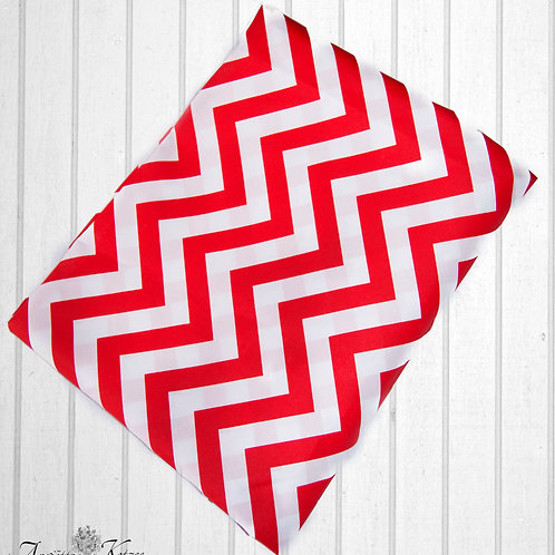 Red Zig Zag - Dress
