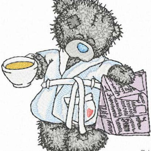 Tatty Teddy - News Paper