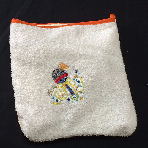 Baby towel in a Bag