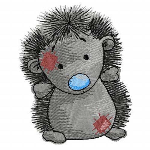 Tatty Teddy Friends - Hedgehog