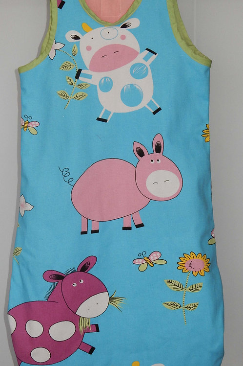 Pigs Sleeping bag 3-6 Months