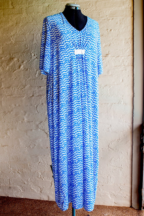 Long Summer Dress - Plus size 2