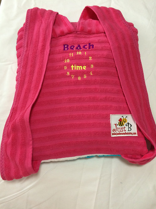 Towel in a Bag - Pink