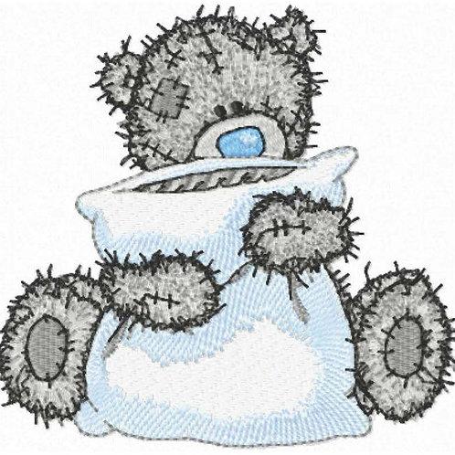 Tatty Teddy - Pillow