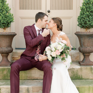 Jenlain and Matt, The Hitched Company, A