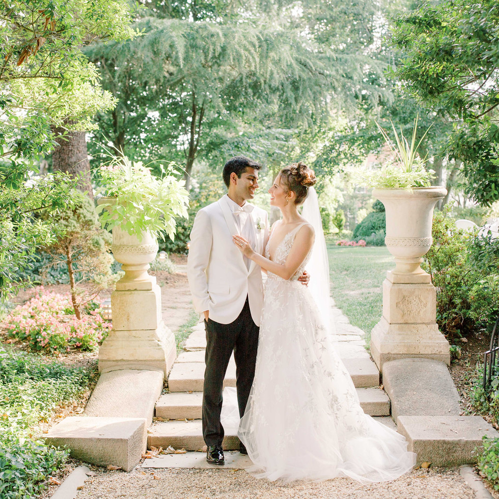 Tayler and Kunal, The Hitched Company, W