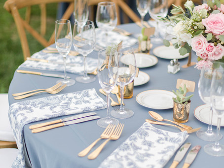Hitched Tip: Selecting Linens