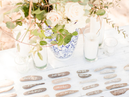 Hitched Tip: Escort Card Versus Place Card
