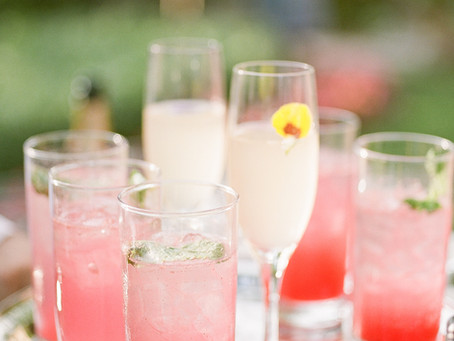 Hitched Tip: Bartenders and Passed Beverages