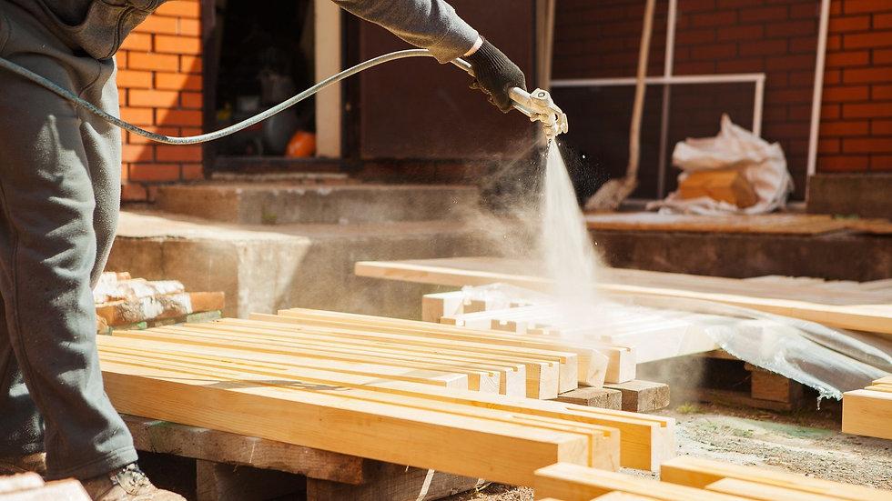 Огнезащитная обработка любых поверхностей, проверка качества покрытий