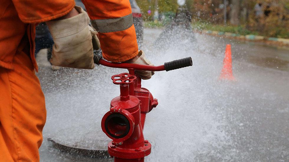 Ремонт, обслуживание проверка на водоотдачу