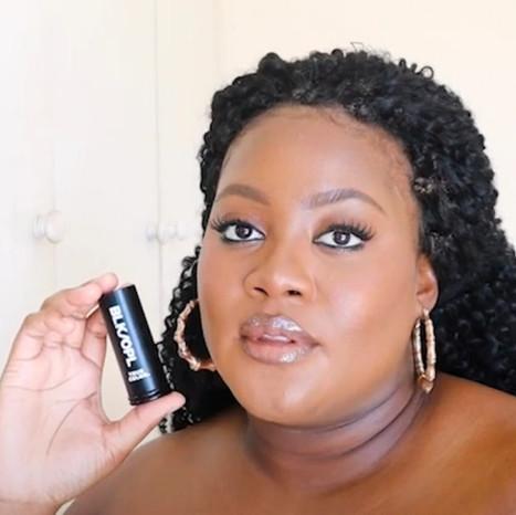 Flawless makeup base in 5 steps - Black opal