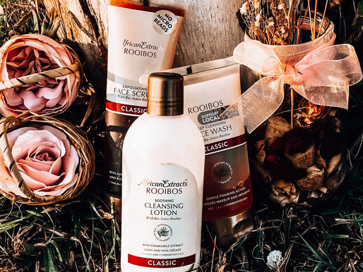 African Extracts: Rooibos classic range review