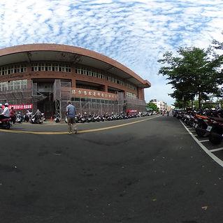 竹蓮市場門口720環景圖