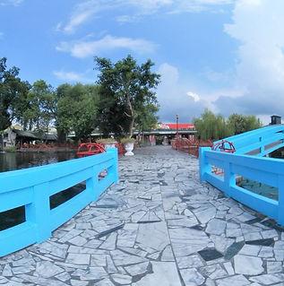 花蓮觀光糖廠魚池720環景圖