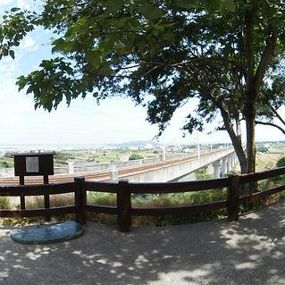 高鐵景觀台720環景圖