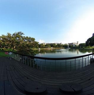 交通大學竹湖720環景圖