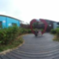 茉莉花壇夢想館秘密花園720環景圖