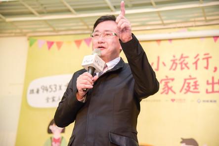 黃國書立委表示,提升觀光品質、打造友善觀光環境,是到立法院交通委員會之後的問政重心。