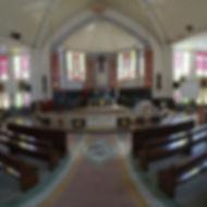 北大教堂室內720環景