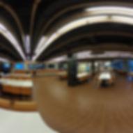 交通大學學生第二餐廳720環景圖