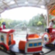 金谷農場小火車720環景圖