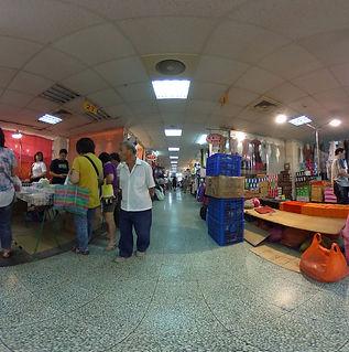 竹蓮市場室內720環景圖