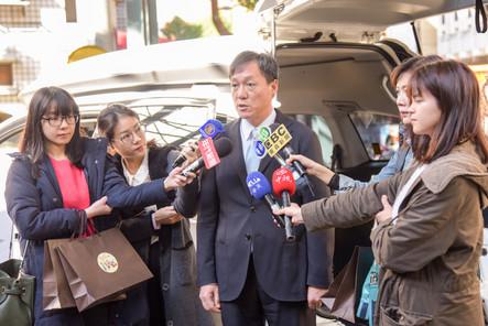 裕隆集團代表納智捷汽車曹中庸副總經理