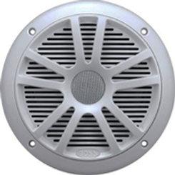 """MR6W 6-1/2"""" Marine Speakers with Carbon-Composite Cones (Pair) - White"""
