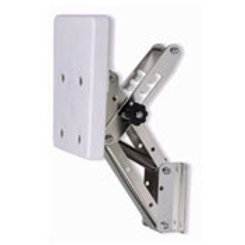 Heavy Duty Stainless Steel Outboard Motor Bracket Up To 20hp Auxiliary New