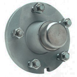Seachoice Cast Wheel Hub-1 3/8 - 5 Stu SCP-53061