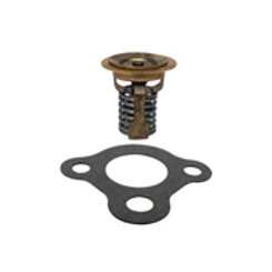 140° Thermostat kit MerCruiser 59078Q3 4-6 cyl. inline chevy engines, GLM 13370