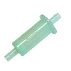"""Plastic Inline Fuel Filter 398319 for 3/8"""" hose, GLM 40165"""