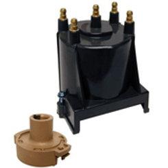 Distribution cap & Rotor kit, 811635Q2, V4 MerCruiser, GLM 71830