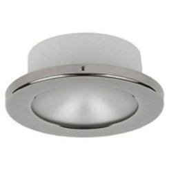 LED 4 Watt white light Stainless Steel enclose