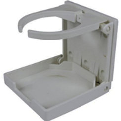Folding and Adjustable Drink Holder by Seachoice, 50-79451