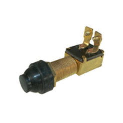 Marine Starter or Horn Switch with Rubber Cover - Universal, Arrowhead SSW2803