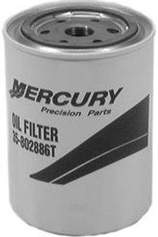 Quick Silver Oil Filter, MerCruiser V-8 engines, 35-802886Q