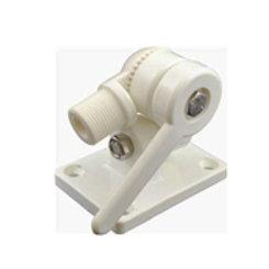Marine antenna mounth, nylon ratchet, Attwood 12680-3
